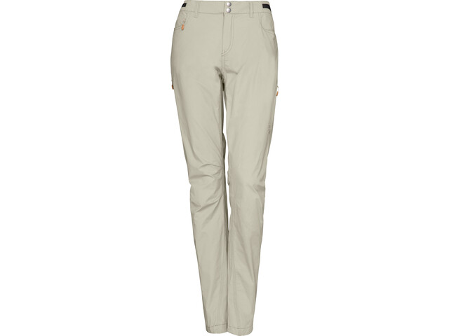 Norrøna Svalbard Light Cotton Pants Dame sandstone